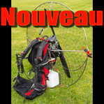 paramoteur Mikalight gn125